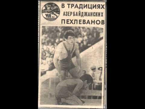 Ulu Öndər Heydər Əliyevin qarşısında bir gündə iki qızıl medal qazanan  çempion- Fotolar