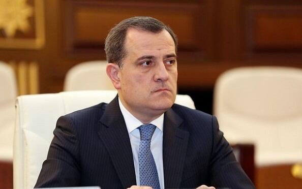 Ceyhun Bayramov Minskə getdi